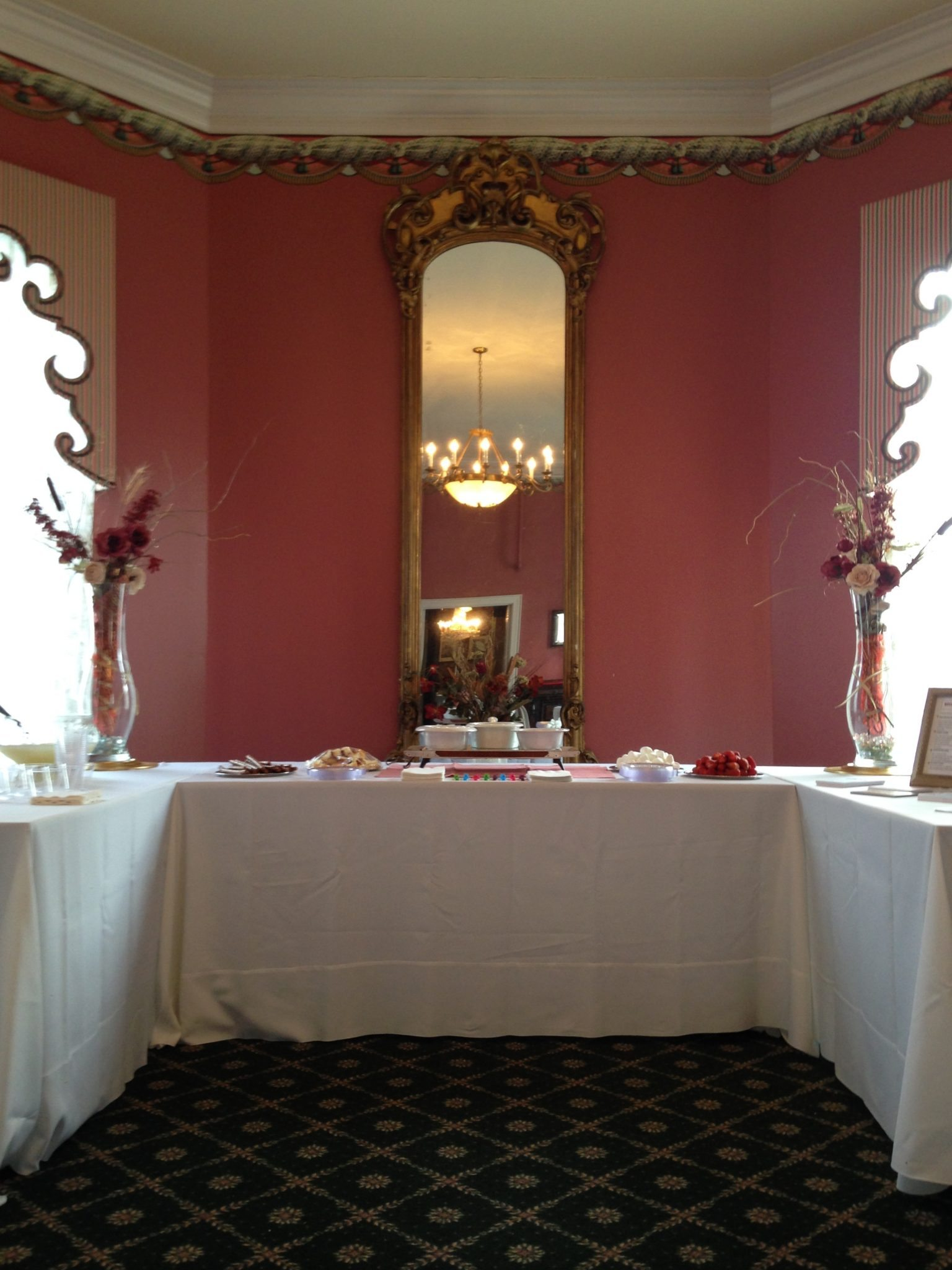 Christmas Decorations At Haskins : Weddings in haskins hall conrad caldwell house museum